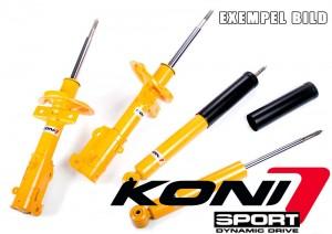 Gula Sport stötdämpare från Koni