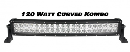 120W Curved Led Ramp
